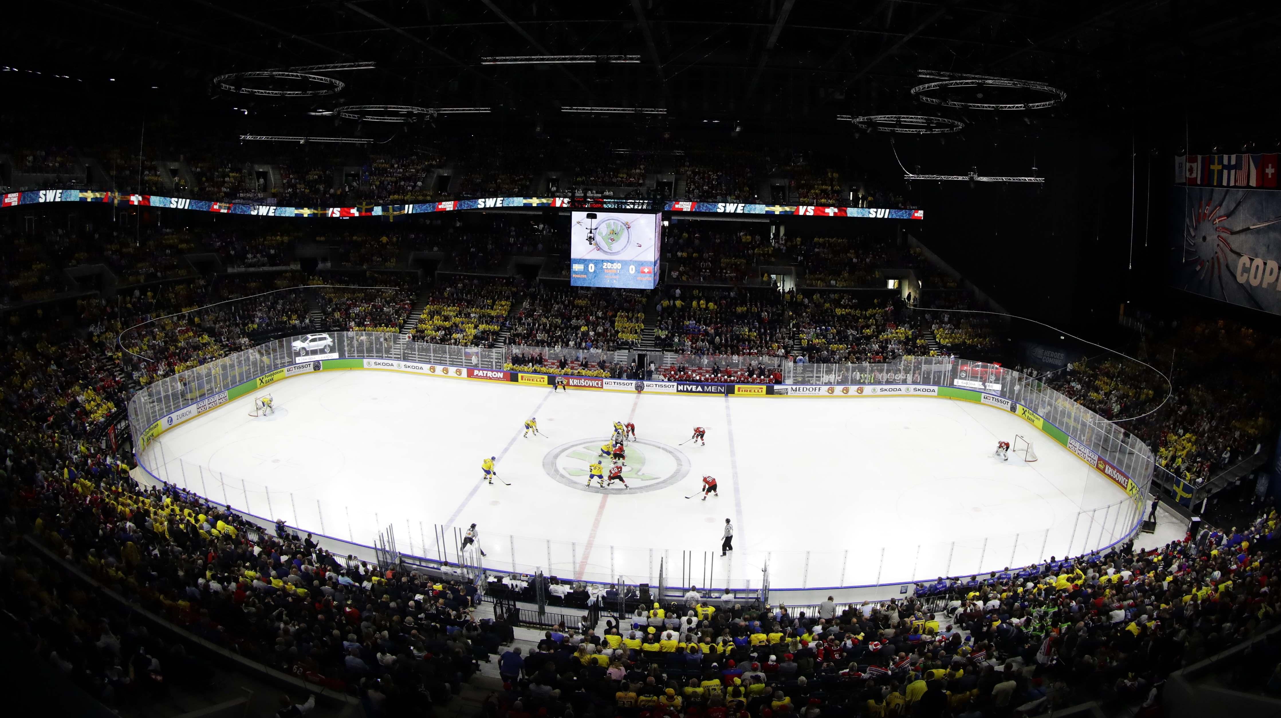 Infront At The 2019 Iihf Ice Hockey World Championship